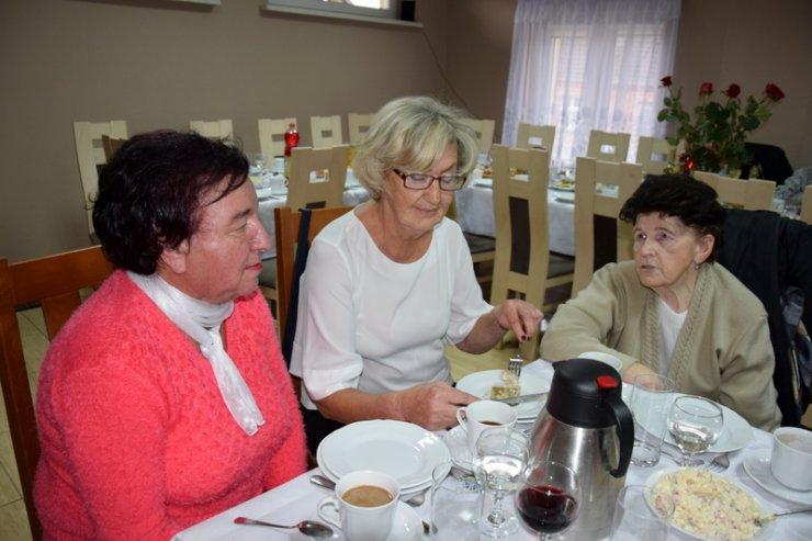 Seniorzy zeSmardowskich Olendrów świętowali