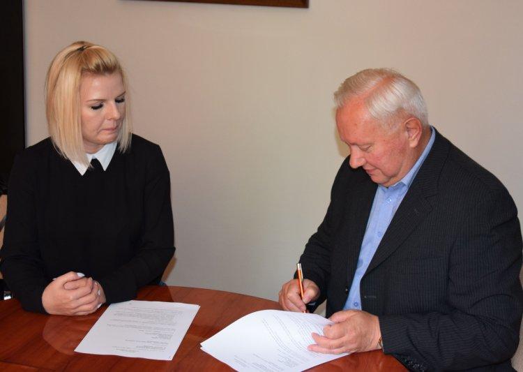 Podpisanie umowy- dokumentacja techniczna planowanych instalacji OZE