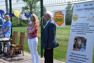 Mistrzostwa Południowej Wielkopolskie wPiłce Nożnej OHP